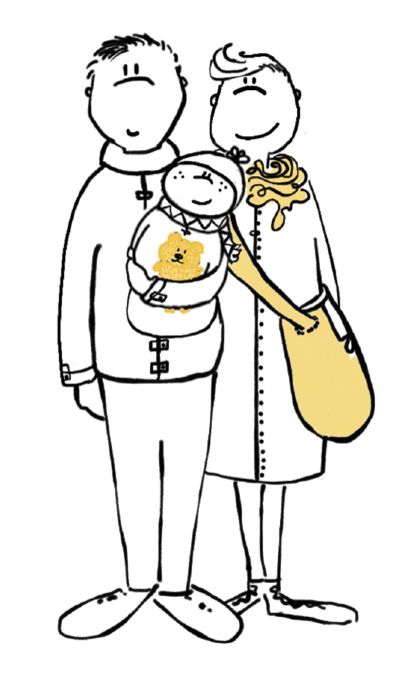 Matka znienacka czyli historie o wcześniactwie