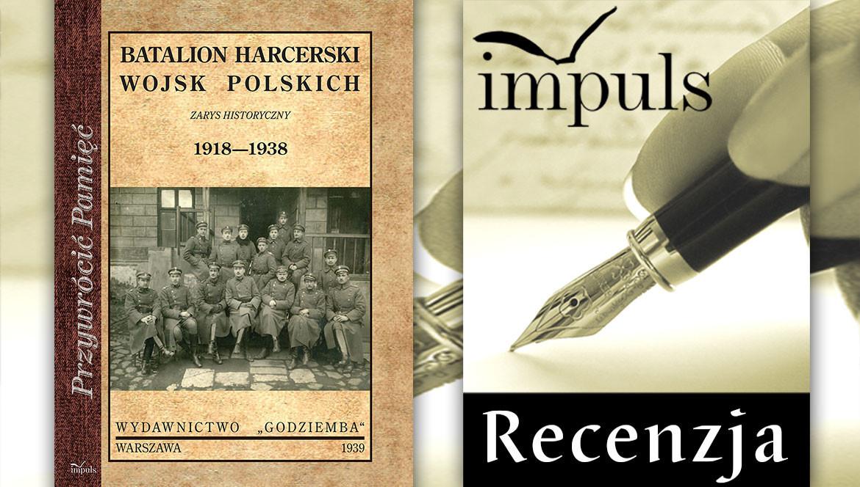 Batalion harcerski wojsk polskich-recnezja